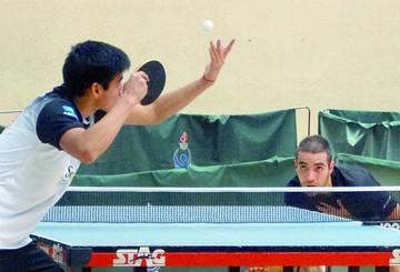 Tenis de mesa cierra torneo