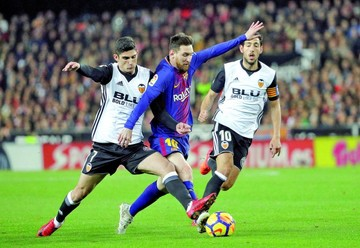 Barça salva un punto