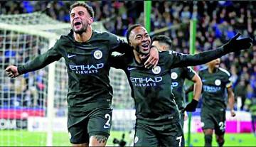 Manchester City reacciona sobre el final