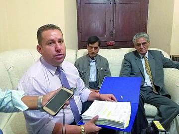 Comisión ve abandono en la demanda de Incahuasi