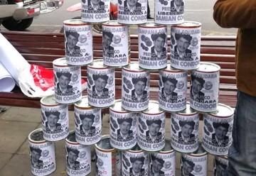 BST comienza campaña para recaudar dinero para fianza de Damián Condori