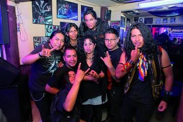 El metal andino en la Capital