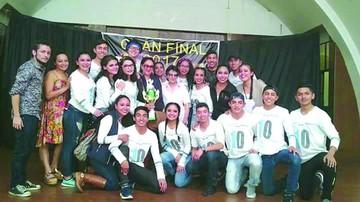 Ballet Don Bosco recoge premio para Sucre