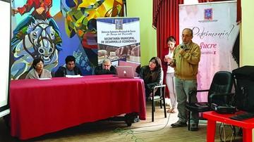 Buscan incluir murales en el itinerario cultural