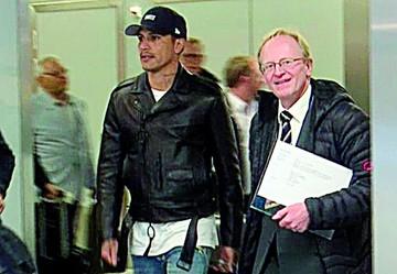 Guerrero sale airoso de FIFA