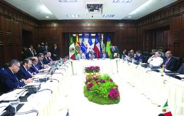 Gobierno y oposición venezolanos intentan ponerse de acuerdo