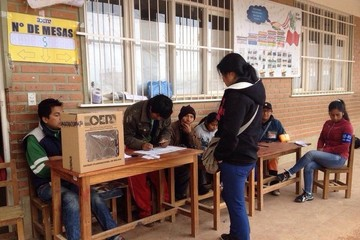 Más de seis millones de ciudadanos están habilitados para votar mañana