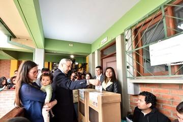 García Linera: Cualquier candidato con más de 157 votos es legítimo