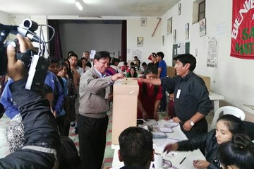 Ministro de la Presidencia destaca labor de organismos internacionales en las elecciones
