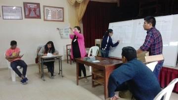 Chuquisaca: Comienza el conteo de votos