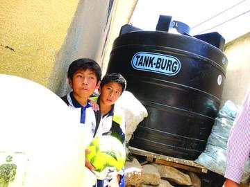 Alto Delicias, sin agua y con un proyecto casi paralizado