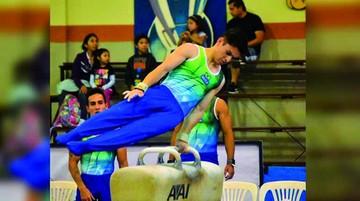 Brasil logra el título del Sudamericano de gimnasia