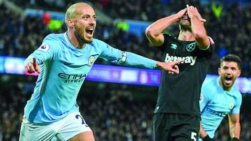 Silva alarga la racha  del Manchester City