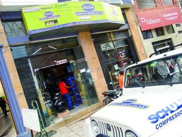 Agencias Generales despachó en Sucre, por día, hasta once bombas de agua