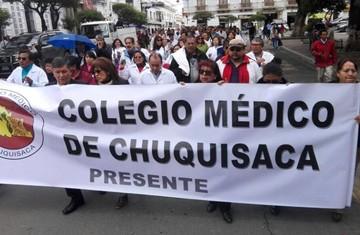 Médicos aseguran su presencia en el diálogo con el Gobierno
