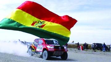 Dakar pisa suelo sucrense con el lanzamiento oficial de la versión 2018