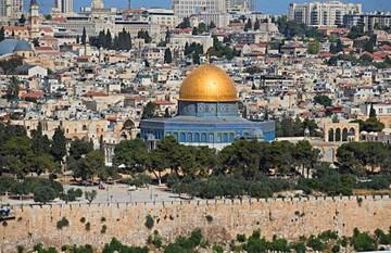 Embajada de EEUU se muda a Jerusalén