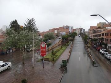 Déficit pluvial en Sucre llegó a 62% en noviembre