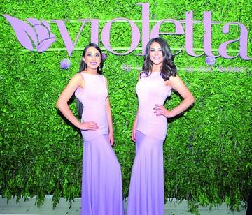 """Lanzamiento de la marca """"Violetta"""""""
