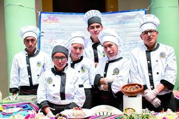 """Gastronomía con los """"Orígenes del sabor boliviano"""""""