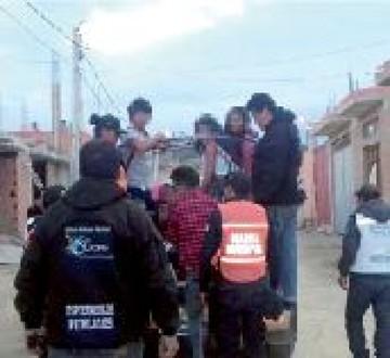 Diez adolescentes fueron detenidos por beber alcohol