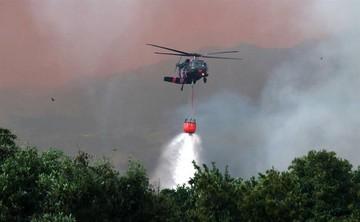 California: Los bomberos logran controlar el fuego