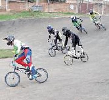 Pista de bicicross se reabre para último nacional