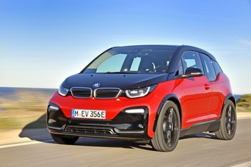 BMW estrena una versión más deportiva de su i3