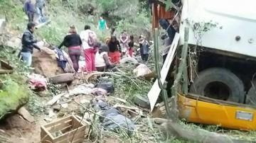 24 de 26 heridos en vuelco son oriundos de Chuquisaca