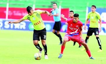 Kala saca ventaja en la primera final de Copa