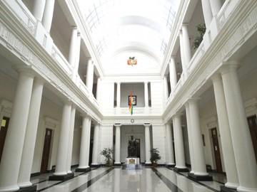 Justicia: Solución de todos los males no  depende de tribunos