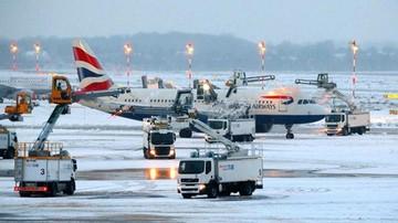 Un temporal en Europa obliga a cancelar vuelos