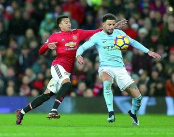 El City toma Old Trafford  para derrotar al United
