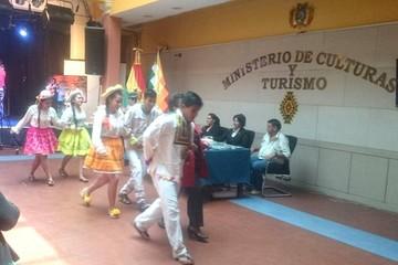 """La fiesta de la """"Navidad Serranense 2017"""" fue presentada esta mañana en La Paz"""