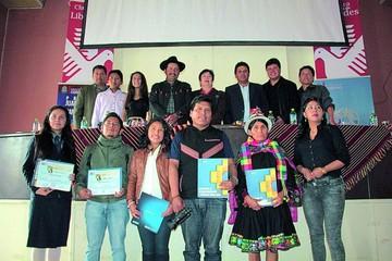 Premio cultural reparte Bs 80.000 a ganadores