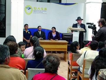 UASB ofrece cursos intergeneracionales