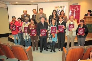 Reconocieron a diez defensores de DDHH