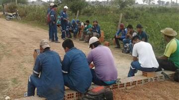 Constatan maltrato de empresa china a obreros bolivianos