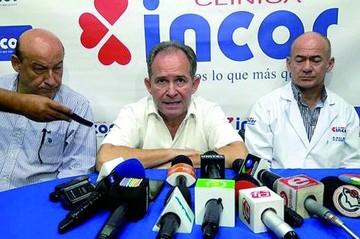 Familia de Carlos Chávez critica actitud de jueces
