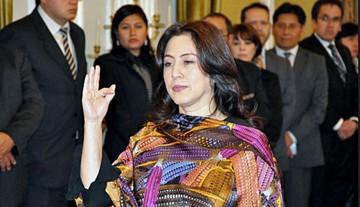 Nueva Vicecanciller se enfocará en Unasur