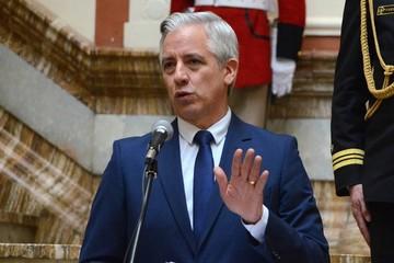 Gobierno ratifica a Carlos Mesa en la Vocería hasta el fallo de La Haya