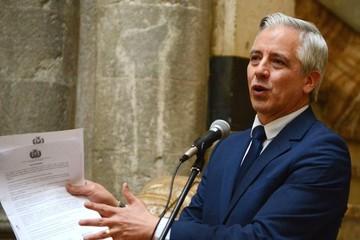 García Linera da por cerrado el debate sobre el fallo del TCP y del 21F