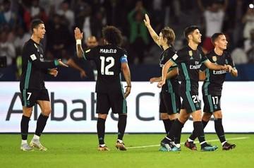 Bale resucita y saca del apuro al Real Madrid finalista del Mundial de Clubes