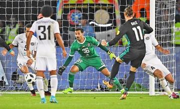 Real evita desastre mundial gracias a Bale