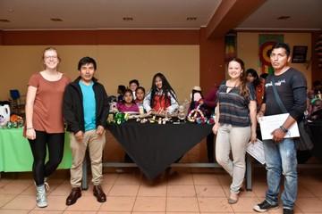 Premiación del 22º concurso Internacional de juguetes reciclados