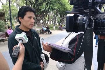 Militantes del MAS partirán desde la plaza Aniceto Arce a la proclamación de Evo