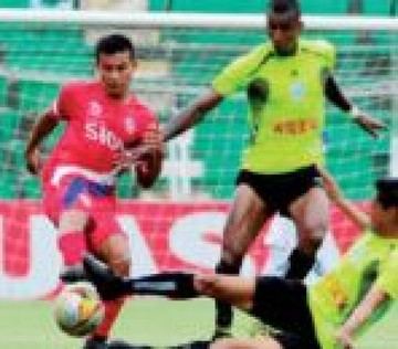 Kala y Royal Pari definen al nuevo club de Primera