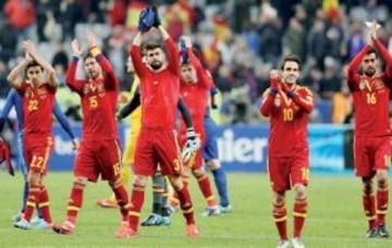 ¿España no va al Mundial?