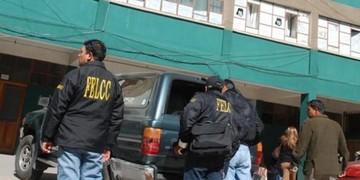 La Paz: Aprehenden a la suegra de un  Viceministro