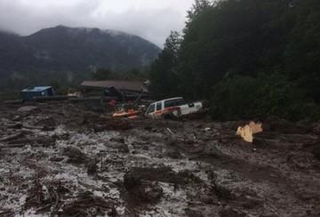 Aluvión: 3 muertos y 15 desaparecidos en Chile